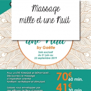 Massage d'été by Gaelle